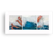 water wizardry  Canvas Print