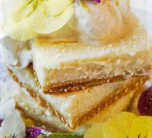 Luscious Lemon Bars by Lynnette Peizer