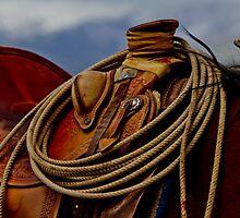 Cowboy Tack by Tabitha  Smith