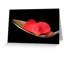 Spoonful of Love Greeting Card
