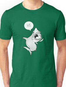 Great White Shark Unisex T-Shirt