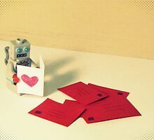 Robot Love by Hannah Ruth