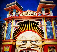 Paradise Circus  by malicious