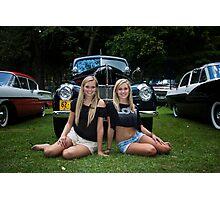 girls #2 Photographic Print