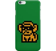Monkey in Sunglasses iPhone Case/Skin