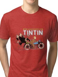 adventure Tri-blend T-Shirt