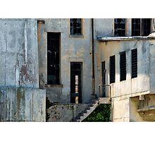 Alcatraz II Photographic Print