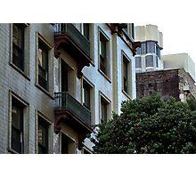 San Francisco Architecture  Photographic Print