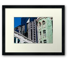 San Francisco Architecture II Framed Print