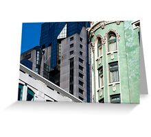 San Francisco Architecture II Greeting Card
