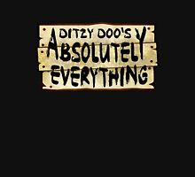 Absolutely Everything Sign Unisex T-Shirt