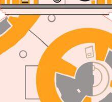 BB8 Droid - Star Wars Sticker