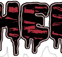 #HEEL - Torn Sticker