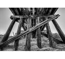 Piling Up Photographic Print