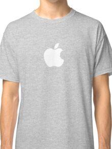 Hitchcock - Apple Logo Classic T-Shirt