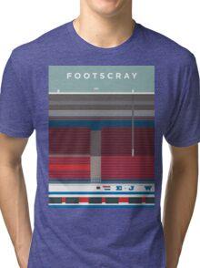 Footscray Tri-blend T-Shirt