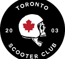 Toronto Scooter Club by JamesShannon