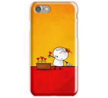 Raising Hearts iPhone Case/Skin