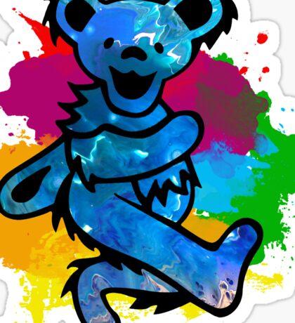 Grateful Dead Bear Sticker