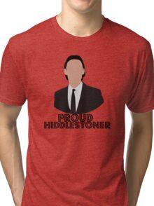 Proud Hiddlestoner Tri-blend T-Shirt