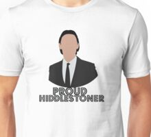 Proud Hiddlestoner Unisex T-Shirt