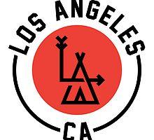 LA - Los Angeles by JamesShannon
