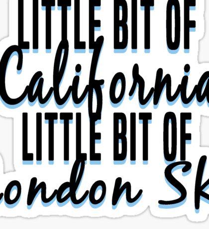 5 Seconds Of Summer-Fly Away Sticker