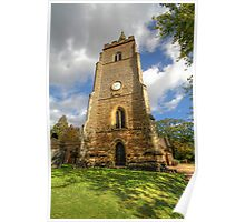 Bitteswell Church Poster