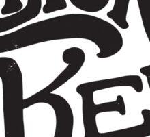the black keys Sticker