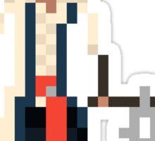 Pixel Connor Sticker