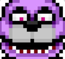 Five Nights at Freddy's - Bonnie Mini Pixel Sticker