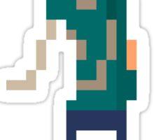 Pixel Clicker Sticker