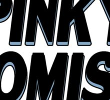Pinky Promise !! Sticker