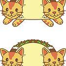 2 Tacocats by DetourShirts