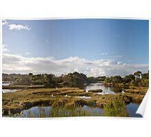 Big Swamp - Bunbury Poster