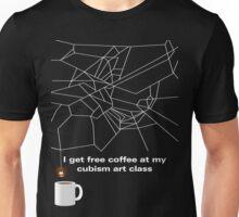 Caffeinated Spider Unisex T-Shirt