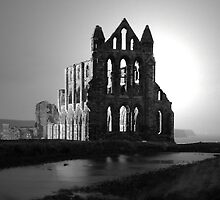 Whitby Abbey by Mark Bunning