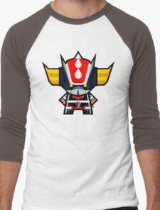 Mekkachibi Grendizer Men's Baseball ¾ T-Shirt