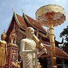 Wat Phrathat Doi Suthep by Victoria Kidgell
