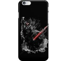Darth Vader: Paint iPhone Case/Skin
