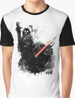 Darth Vader: Paint Graphic T-Shirt