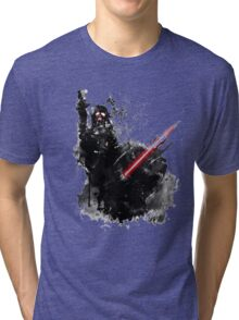 Darth Vader: Paint Tri-blend T-Shirt