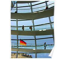 Reichstag, Berlin Poster