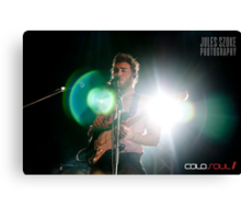 Matt Corby - The Winter Tour Canvas Print