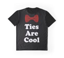 Cool Baby Onesie PJ Jumpsuit - Bow Ties - T-Shirt Greeting Card Graphic T-Shirt
