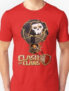 Chief of Dead dropping skeleton T-Shirt