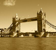 Tower Bridge by Chris Day