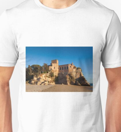Castle of Ferragudo, Algarve, Portugal  Unisex T-Shirt