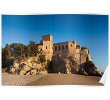 Castle of Ferragudo, Algarve, Portugal  Poster