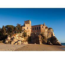 Castle of Ferragudo, Algarve, Portugal  Photographic Print